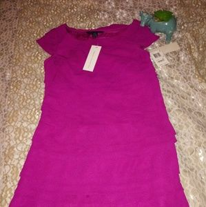French connection dress beautiful NWT size U.S